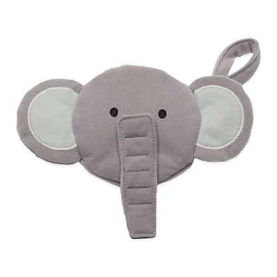 J.L. Childress Elephant Pacifier Pal Pacifier Pocket