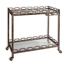 Uttermost Nicoline Iron Serving Cart