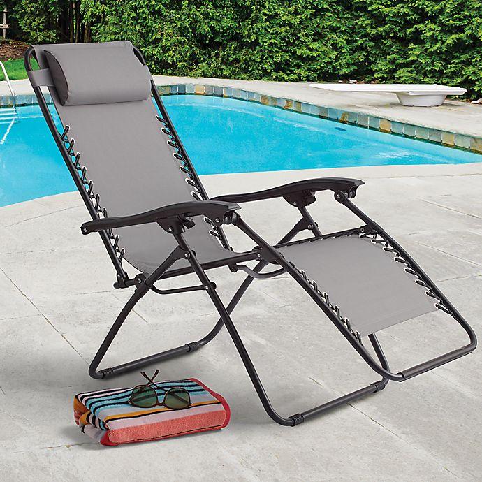 Alternate image 1 for Destination Summer Zero Gravity Chair