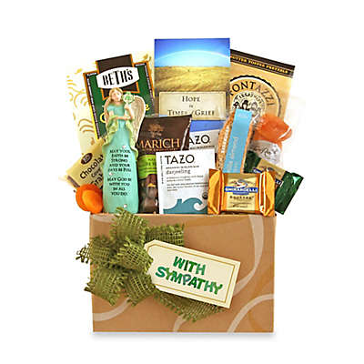 Thoughts and Prayers Gift Basket