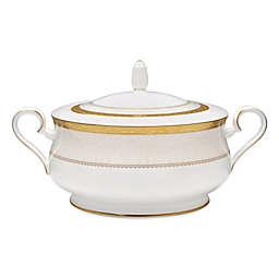 Noritake® Odessa Gold Covered Vegetable Bowl
