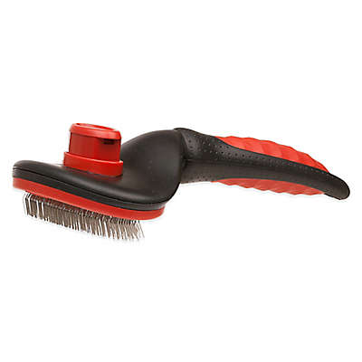 Four Paws Magic Coat Self Cleaning Pet Slicker Brush