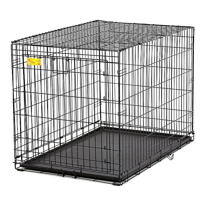 Midwest Life Stages Ace 442dd 2 Door Fold And Carry Crate With