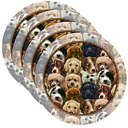 Thirstystone® Puppies Coasters (Set of 4)