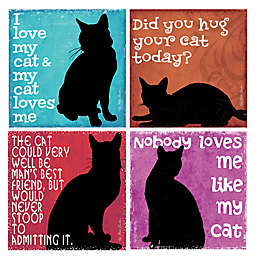 "Thirstystone® ""Nobody Loves Me Like My Cat\"