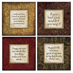 Thirstystone® Dog Wisdom Coasters (Set of 4)