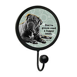"Thirstystone ""Stronger Leash"" Leash Hook in Black"