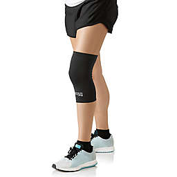 Copper Fit® Copper Infused Knee Sleeve in Black