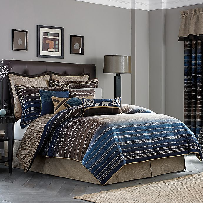 Croscill 174 Clairmont Comforter Set Bed Bath And Beyond Canada