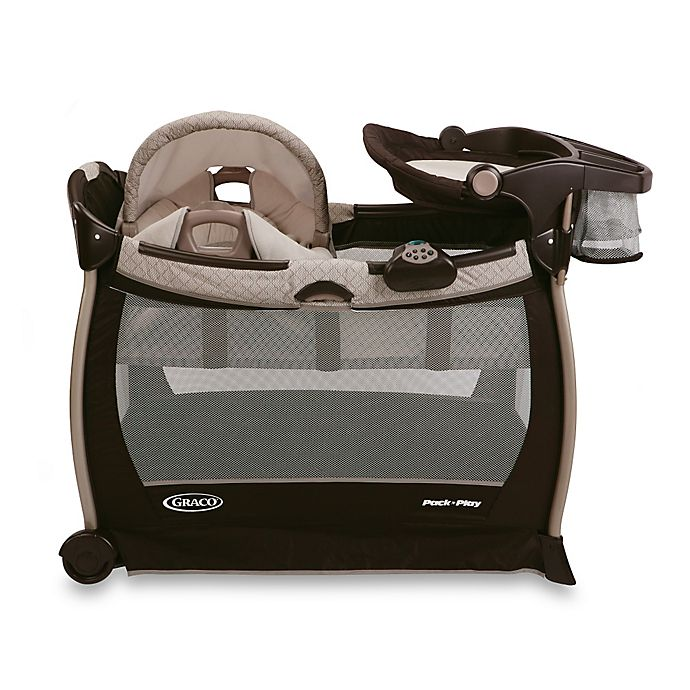 deae254e057 Graco® Pack  n Play® Playard with Cuddle Cove™ Elite Rocking Seat in Paris