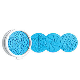 Tovolo® 3-Piece Holiday Cookie Cutter Set