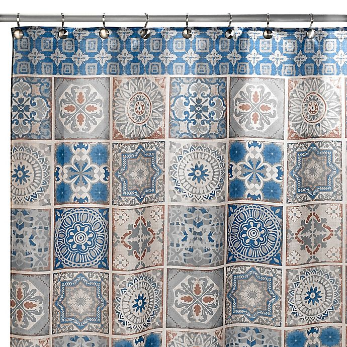 Saturday Knight Kamari Shower Curtain