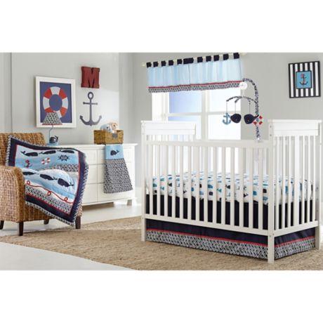 Tale 4 Piece Crib Bedding Set