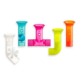 Boon® PIPES 5-Piece Building Bath Toy Set in Multi