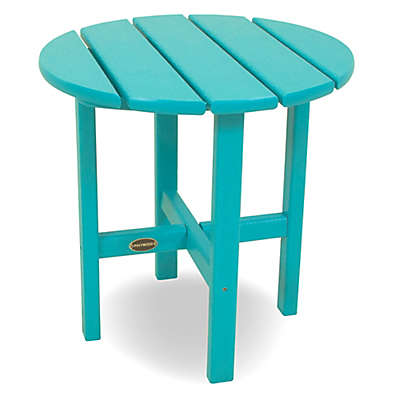 POLYWOOD® 18-Inch Round Side Table