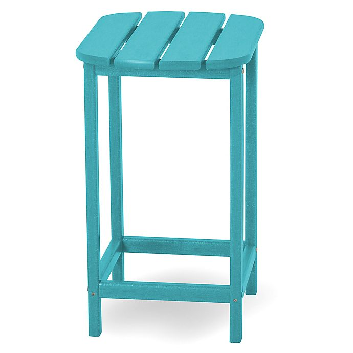 Alternate image 1 for POLYWOOD® South Beach 26-Inch Counter Side Table