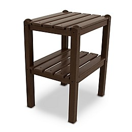 POLYWOOD® 2 Shelf Side Table