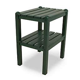 POLYWOOD® 2 Shelf Side Table