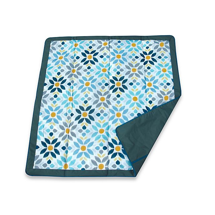 Alternate image 1 for JJ Cole® All-Purpose Outdoor Blanket in Prairie Blossom
