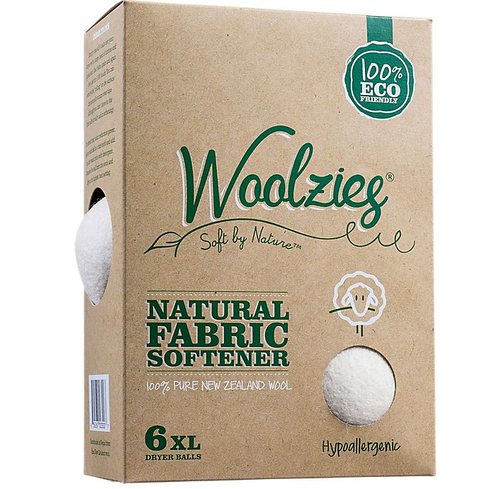 Alternate image 1 for Woolzies® Wool Dryer Balls (Set of 6)