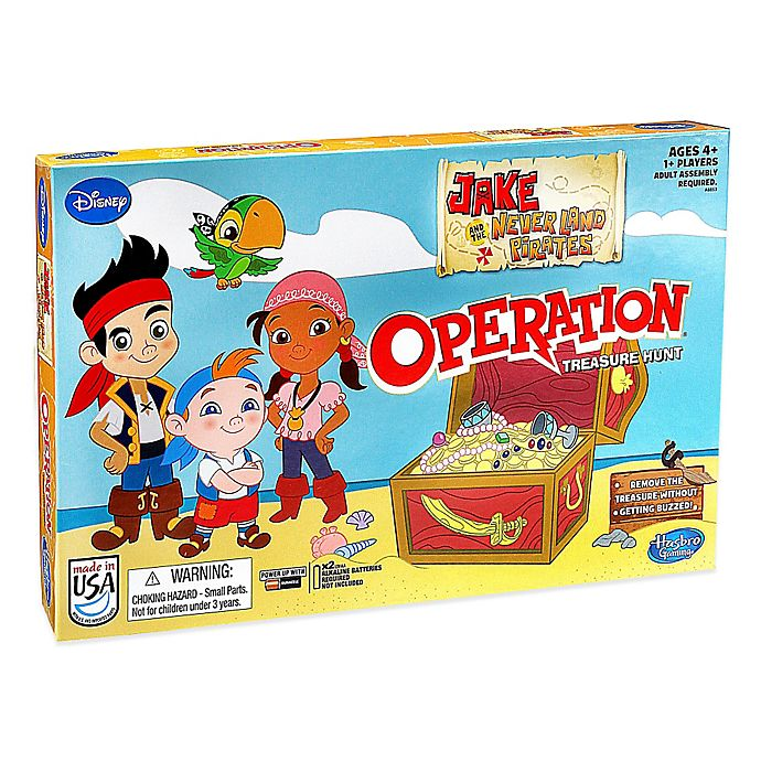 """Disney Doppelgangers Pirates Edition: Operation Disney® """"Jake And The Neverland Pirates"""" Edition"""