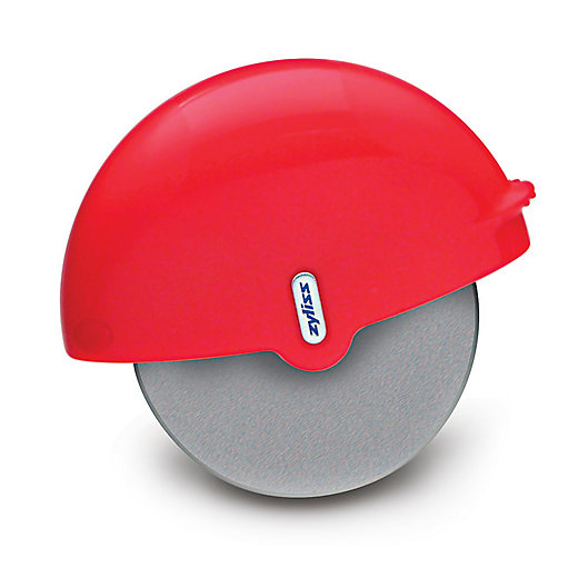 Alternate image 1 for Zyliss® Pizza Cutter in Red