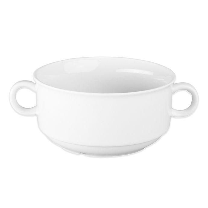 Alternate image 1 for BIA Cordon Bleu 12 oz. Soup Bowl in White
