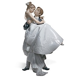 "Lladro ""The Happiest Day"" Porcelain Figurine"