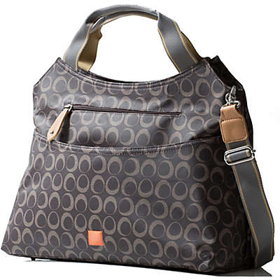 PacaPod Napier Diaper Bag in Charcoal