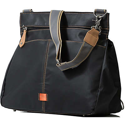PacaPod Oban Diaper Bag in Black