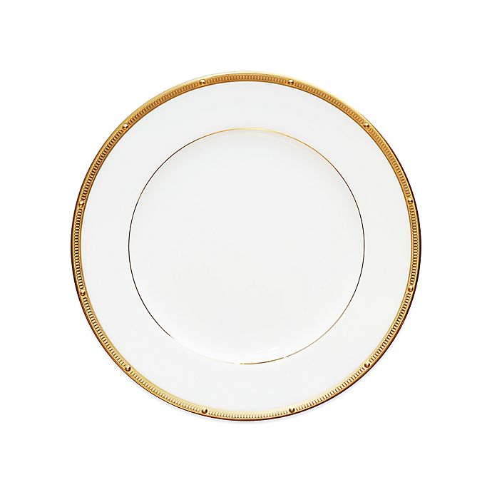 Alternate image 1 for Noritake® Rochelle Gold Salad Plate
