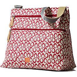 PacaPod Jura Diaper Bag in Cranberry