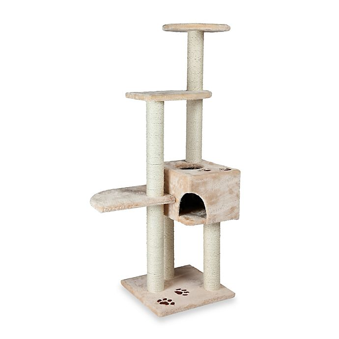 Alternate image 1 for Trixie Pet Products Alicante Cat Tree