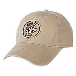 Dog is Good® Bolo Logo Patch Hat