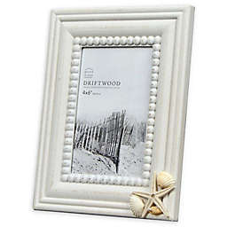 Prinz Driftwood Shells Picture Frame