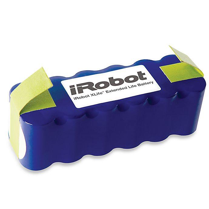 Alternate image 1 for iRobot® XLife™ Extended Life Battery