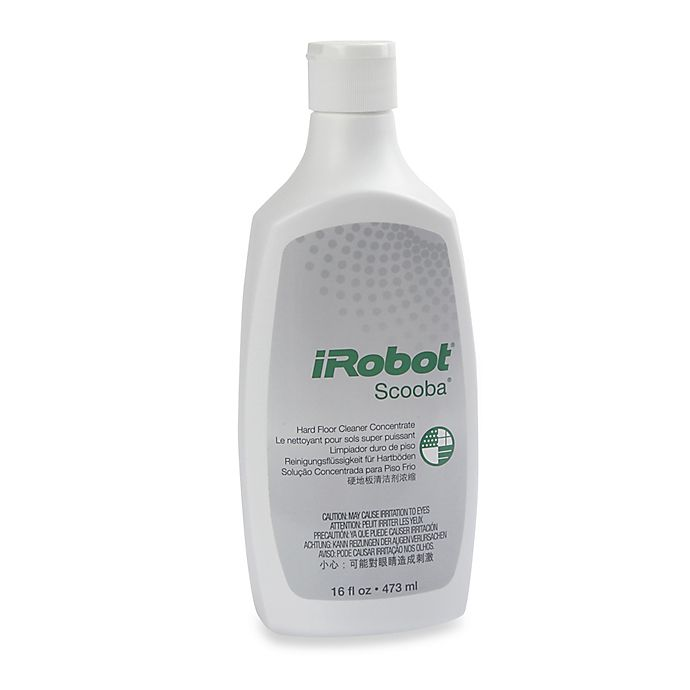 Alternate image 1 for iRobot® Scooba® 16 oz. Hard Floor Cleaning Concentrate