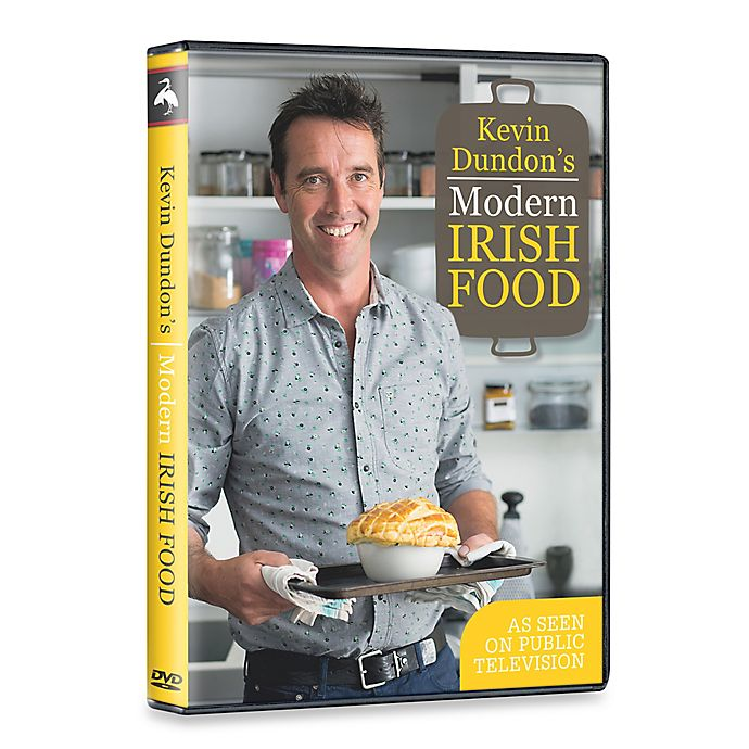 """Modern Irish Food"" DVD By Kevin Dundon"