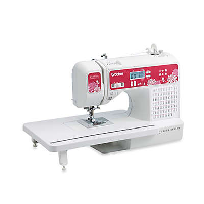Brother CX155LA Laura Ashley® Limited Edition Sewing and Quilting Machine