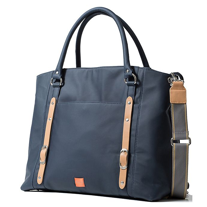 Alternate image 1 for PacaPod Mirano Diaper Bag in Navy