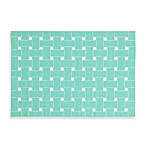Echo Design™ Lattice Placemat in Aqua