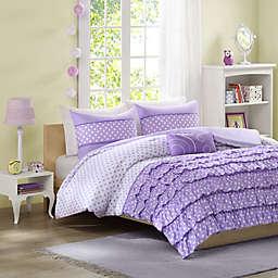 Mizone Morgan Reversible Comforter Set