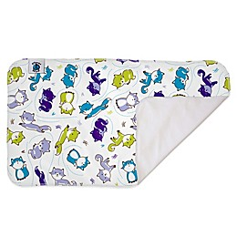 Planet Wise Designer Changing Pad in Foxy Frolic
