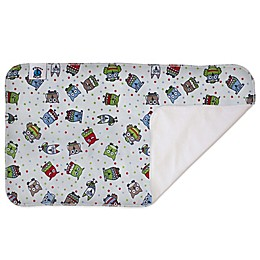 Planet Wise Designer Changing Pad in Hoot