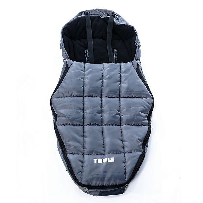 Alternate image 1 for Thule® Stroller Sleeping Bag Footmuff  in Grey