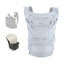 Onya Baby Cruiser Bundle Baby Carrier in Pearl Grey