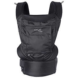 Onya Baby Outback Baby Carrier in Jet Black