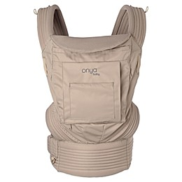 Onya Baby NexStep Baby Carrier in Warm Sand