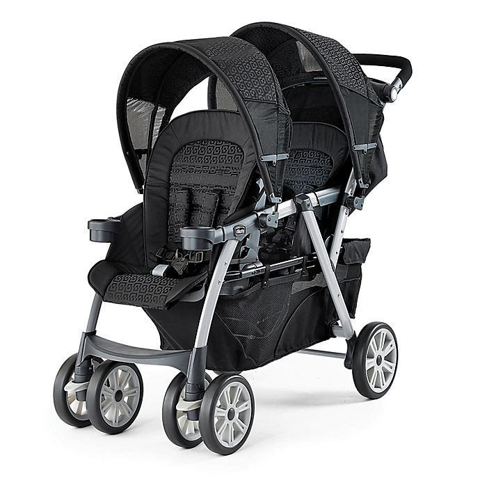 Chicco Cortina Together Double Stroller In Ombra Bed Bath Beyond