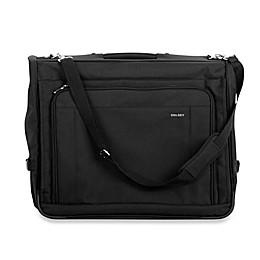 DELSEY PARIS Helium 45-Inch Deluxe Garment Bag in Black